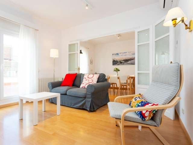 2 Bedroom Apartment Barcelona