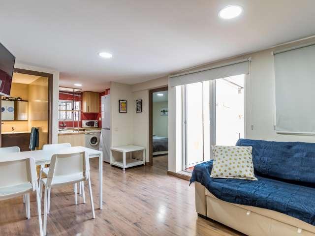 Élégant appartement 1 chambre à louer à Ciutat Vella