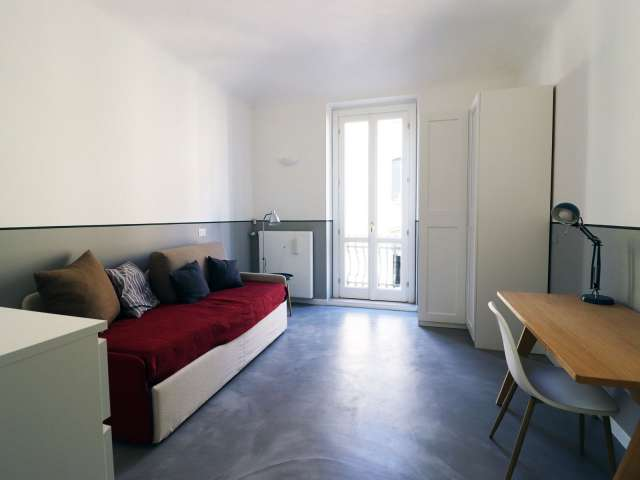 Great 1-bedroom apartment for rent in Sempione