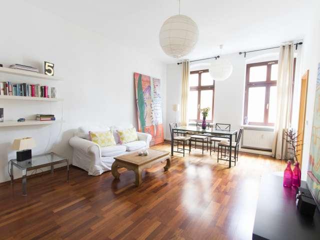 Grande appartamento con 1 camera da letto in affitto a Mitte, Berlino