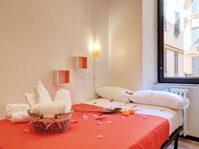 Camera in affitto in appartamento con 4 camere da letto, Termini, Roma