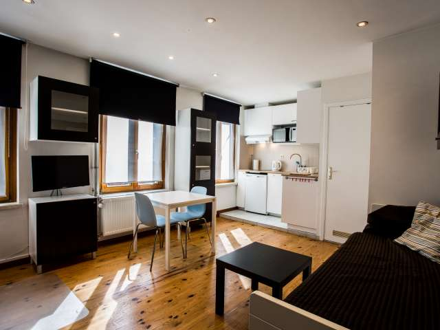 Studio appartement à louer à Jette, Bruxelles