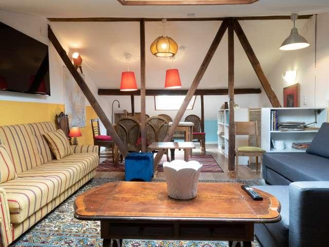 2-bedroom apartment for rent in Estrela, Lisboa