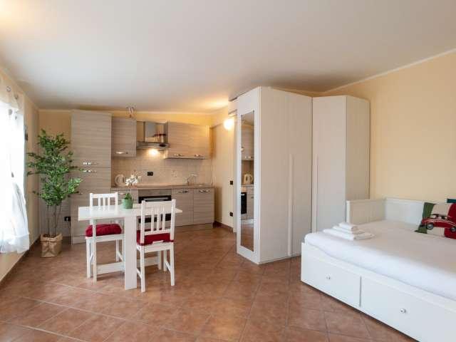 Studio apartment for rent in Gorla, Milan