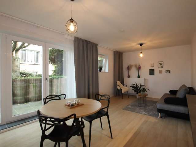Appartement 1 chambre à louer à Molenbeek-Saint-Jean, Bruxelles