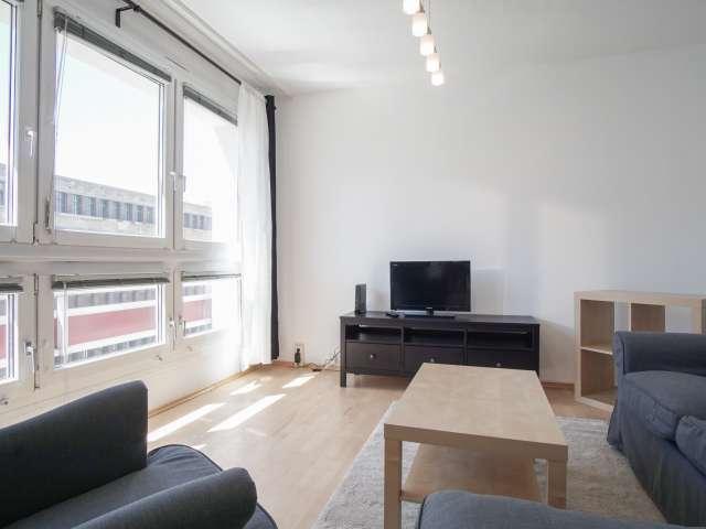 Helle Wohnung mit 3 Schlafzimmern zur Miete in Mitte