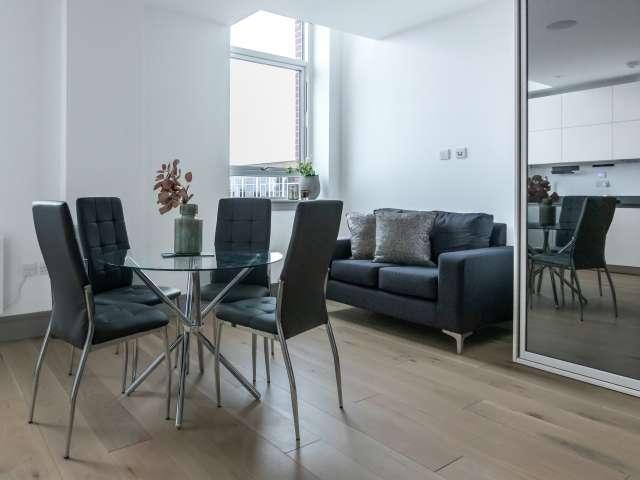 Fashionable studio flat to rent in Tottenham, London