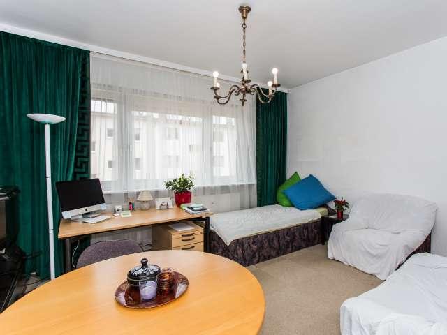 Charmantes Studio-Apartment zur Miete in Mitte, Berlin