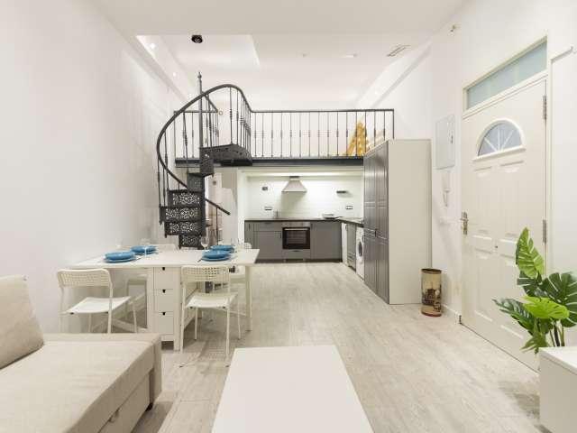 1-Zimmer-Wohnung zur Miete in Moncloa, Madrid