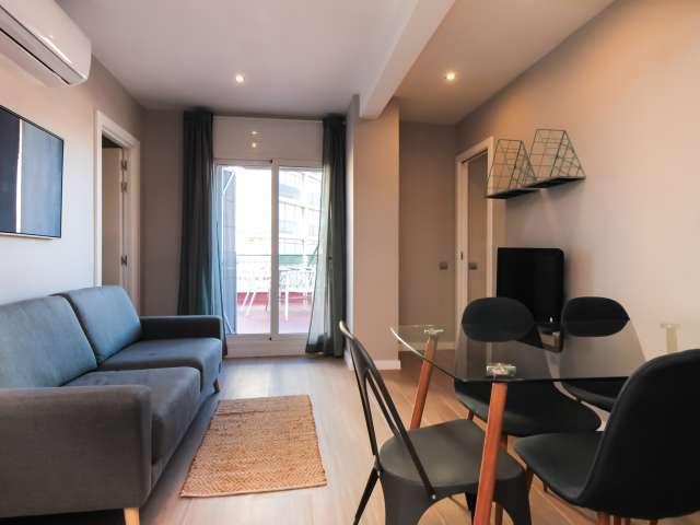 Appartamento con 3 camere da letto in affitto a Sant Andreu, Barcellona