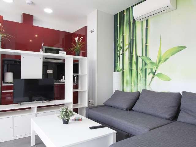 Studio apartment for rent in Aluche, Madrid
