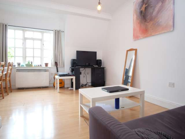 1-bedroom flat to rent in Tower Hamlets, London