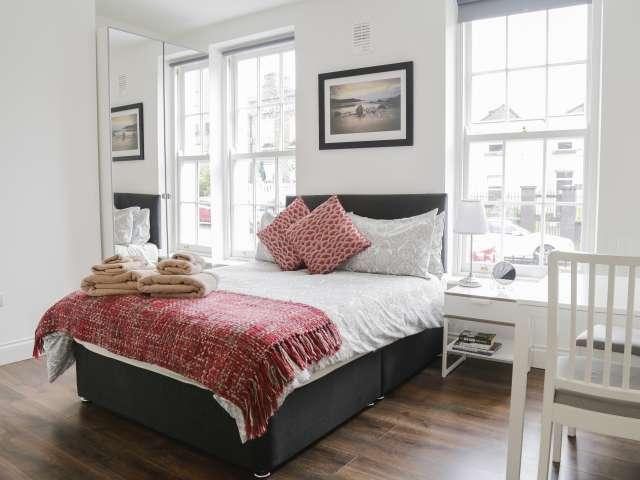 Stylish studio flat to rent in Rathmines, Dublin