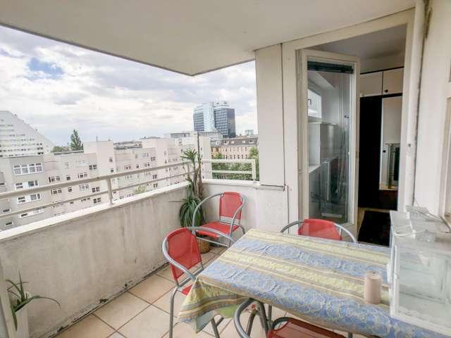 Nice 2-bedroom apartment for rent in Tempelhof-Schöneberg