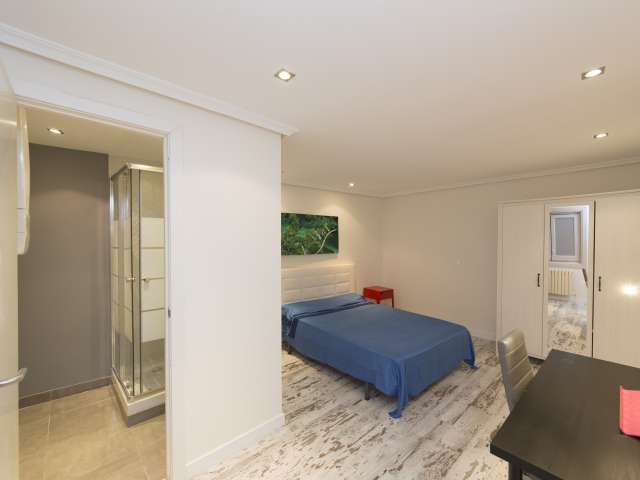 Amplia habitación en apartamento de 6 dormitorios en Centro, Madrid