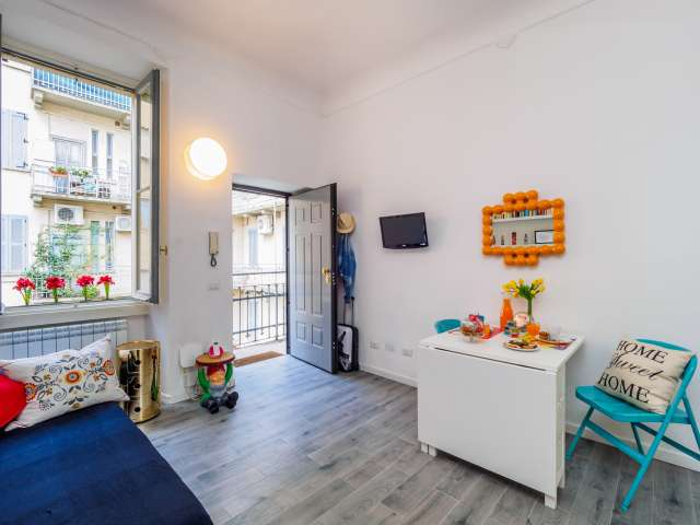 Stylish studio apartment for rent in Buenos Aires, Milan