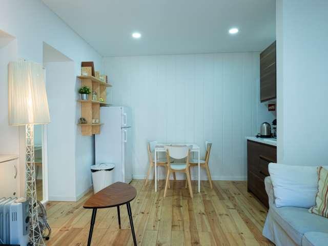 Cozy 2-bedroom apartment for rent in Estrela and Lapa