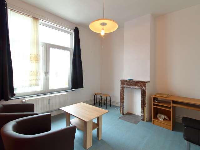 Appartement 1 chambre calme à louer à Koekelberg, Bruxelles