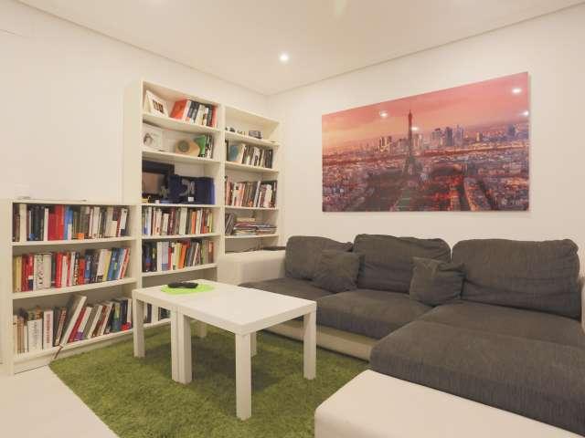 3-Zimmer-Wohnung zur Miete in Pacífico, Madrid