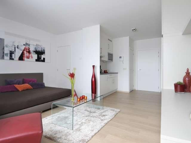 Studio-Apartment in Brüssel Stadtzentrum
