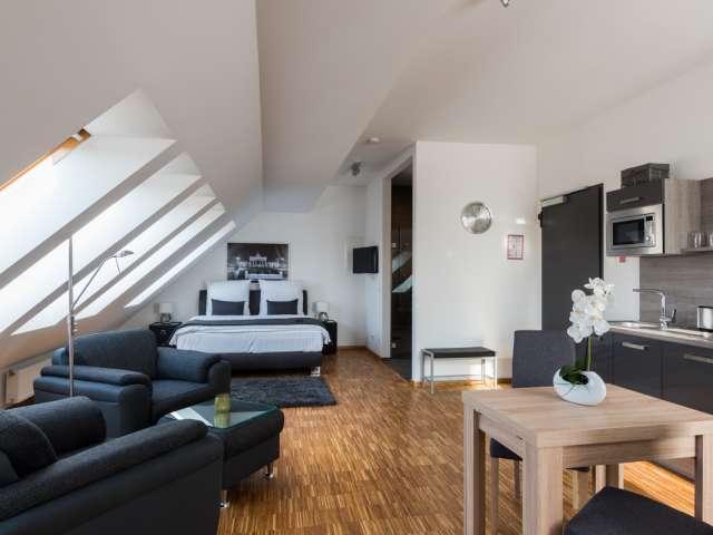 Tolle Studio-Wohnung zur Miete in Mitte, Berlin