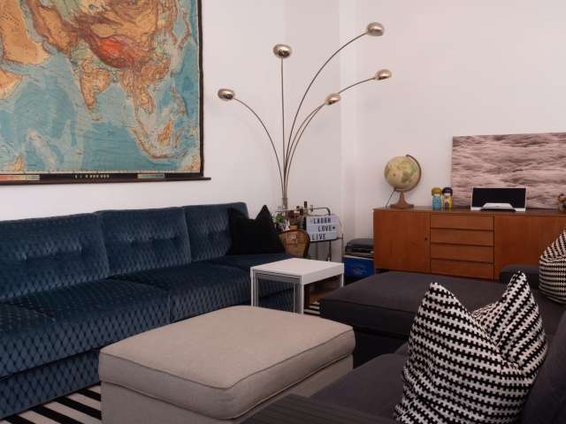 Wohnung mit 1 Schlafzimmer zur Miete in Moabit, Berlin