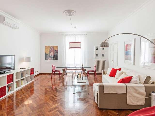 Elegante appartamento in affitto a Centro Storico, Roma 2 camere da letto