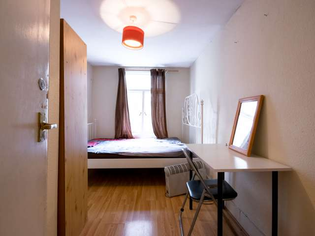 Ample room in flat in Westminster, London