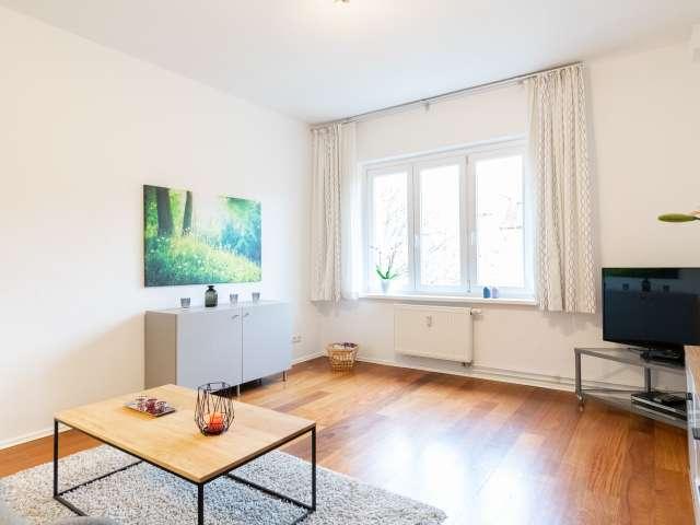 Stilvolle Wohnung mit 1 Schlafzimmer zu vermieten in Prenzlauer Berg