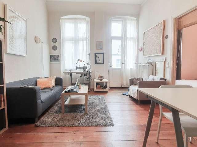 1-Zimmer-Wohnung zu vermieten in verschiedenen Tempelhof-Schöneberg
