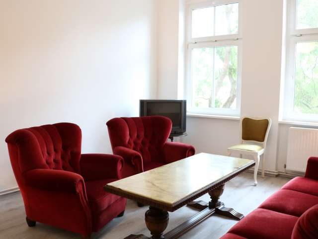 Lovely apartment with 1-bedroom for rent in Wedding, Berlin