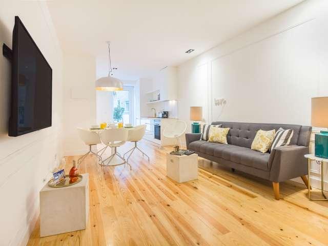 Modern 1-bedroom apartment for rent in Ajuda, Lisbon