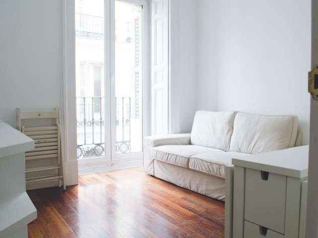 Apartamento de 1 dormitorio en alquiler en Centro, Madrid