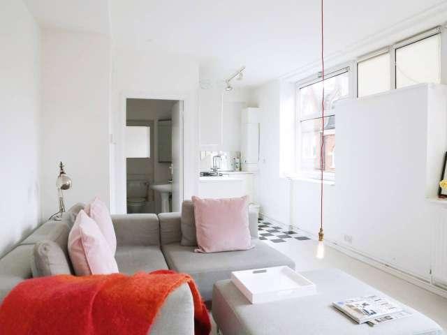 1-bedroom flat to rent in Fitzrovia, London