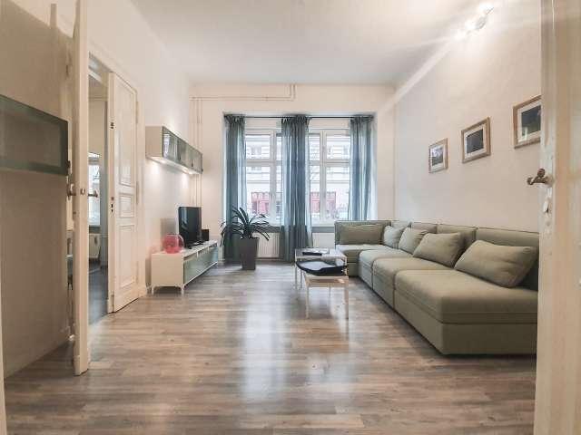Gepflegte Wohnung mit 1 Schlafzimmer zu vermieten in Kreuzberg, Berlin