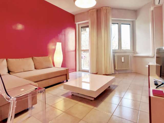 Great 1-bedroom apartment for rent in Stadera, Milan