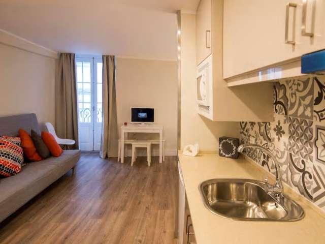 Studio apartment for rent in Ríos Rosas, Madrid