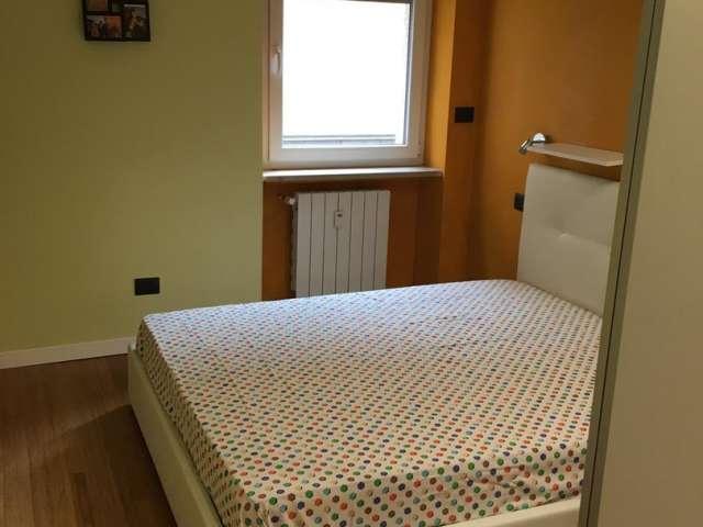 Cozy room in 2-bedroom apartment in Washington, Milan