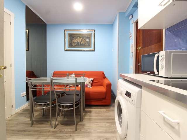 2-Zimmer-Wohnung zur Miete in Argüelles, Madrid