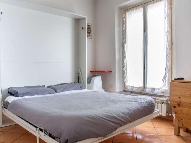 Studio apartment for rent in Navigli, Milan
