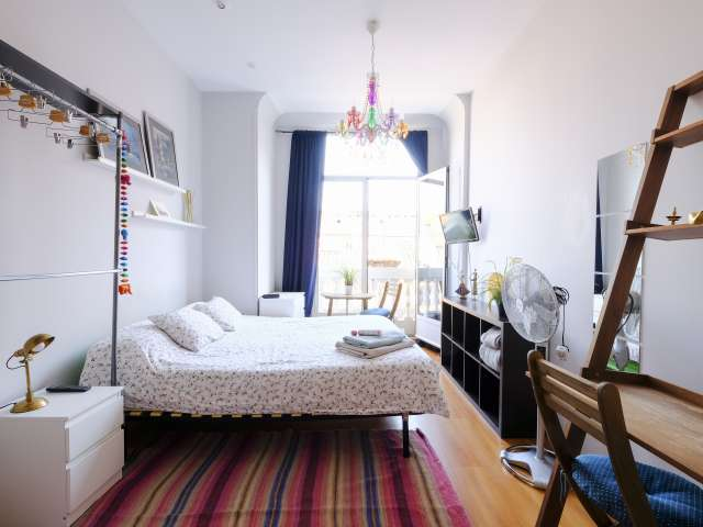 Pretty room for rent in Madrid Centro