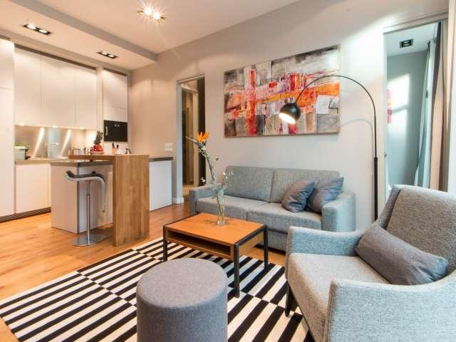 Stilvolle 2-Zimmer-Wohnung zu vermieten in Mitte, Berlin
