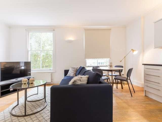 Ganze 2-Zimmer-Wohnung in London