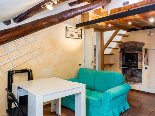 Cosy, modern 2-bedroom apartment for rent in Stadera, Milan