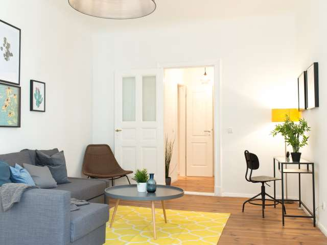 Nice 2-bedroom apartment for rent in Prenzlauer Berg, Berlin