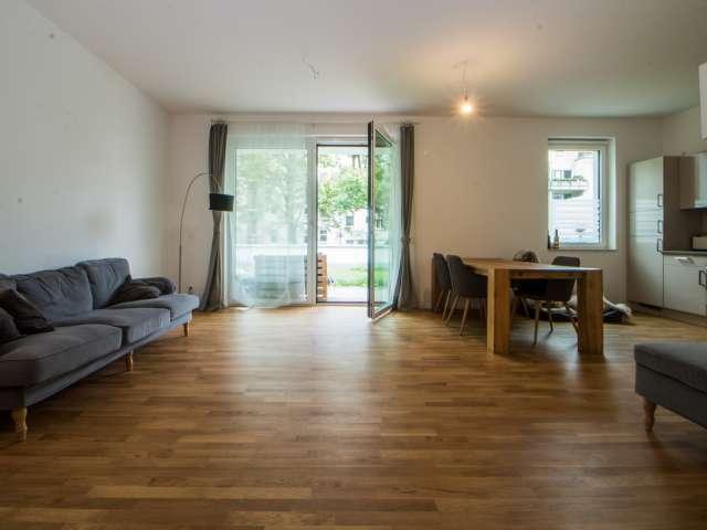Geräumiges tierfreundliches Apartment in Friedrichshain, Berlin