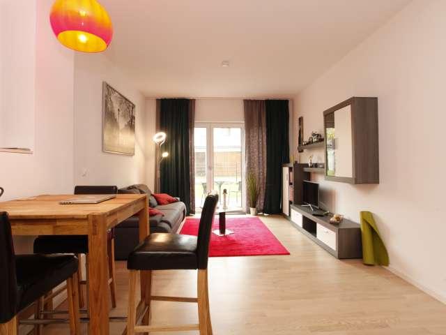 Moderne Studio-Wohnung zur Miete in Pankow, Berlin