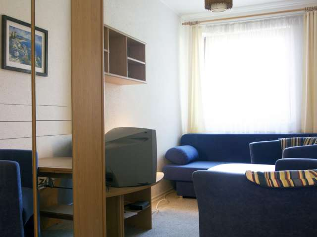 Nettes Zimmer im Wohnhaus in Schulzendorf