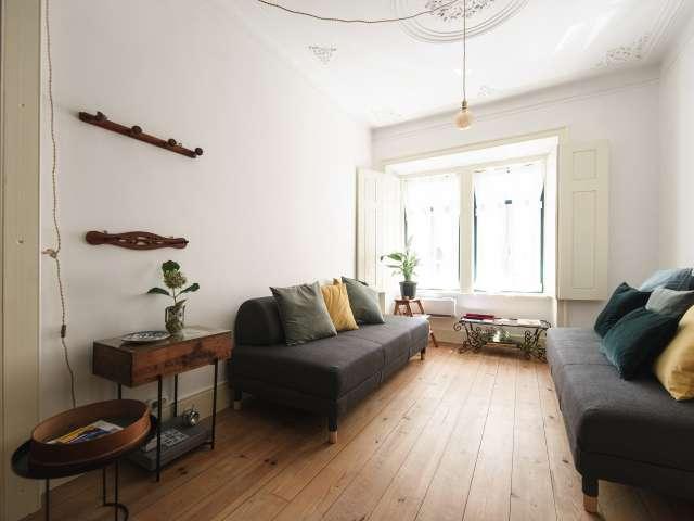 2 Bedroom apartment in Lisboa