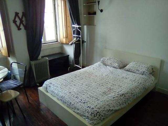 Studio apartment for rent in Cais do Sodré, Lisbon